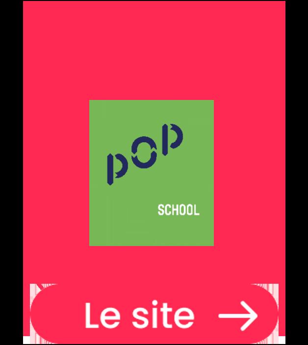 POPSchoolest un organisme à impact social proposant des formations inclusives et innovantes aux métiers numériques.POPSchooldispense ses formations au sein de sesFabriques numériques,des lieux qui relèvent davantage du tiers-lieu que d'un centre de formation classique.Il s'agit d'un acteur de terrain qui déploie les actions du programme Numérique pour Ellessur la région Hauts-de-France.
